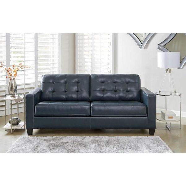 Picture of Altonbury Blue Sofa